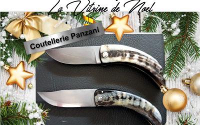 Vitrine de Noël / Coutellerie Panzani